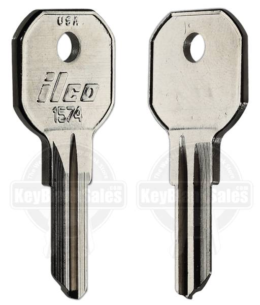 Ilco 1574 Key Blanks Wholesale Hurd Equipment