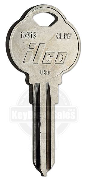 Ilco Clb7 1581g Key Blanks Wholesale Keys
